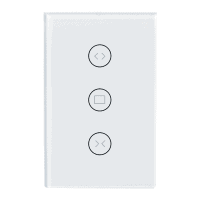 Smart Curtain or Blind Touch Control Switch