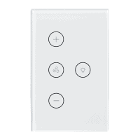 Smart Light Dimmer + Fan Touch Switch