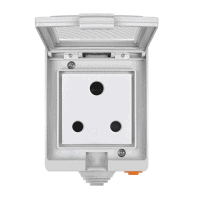 Smart Switch Outdoor, Waterproof SA 3 pin, 16A